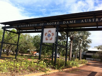 University of Notre Dame, Broome Campus