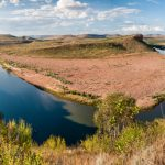 Kimberley Landscape, aerial view