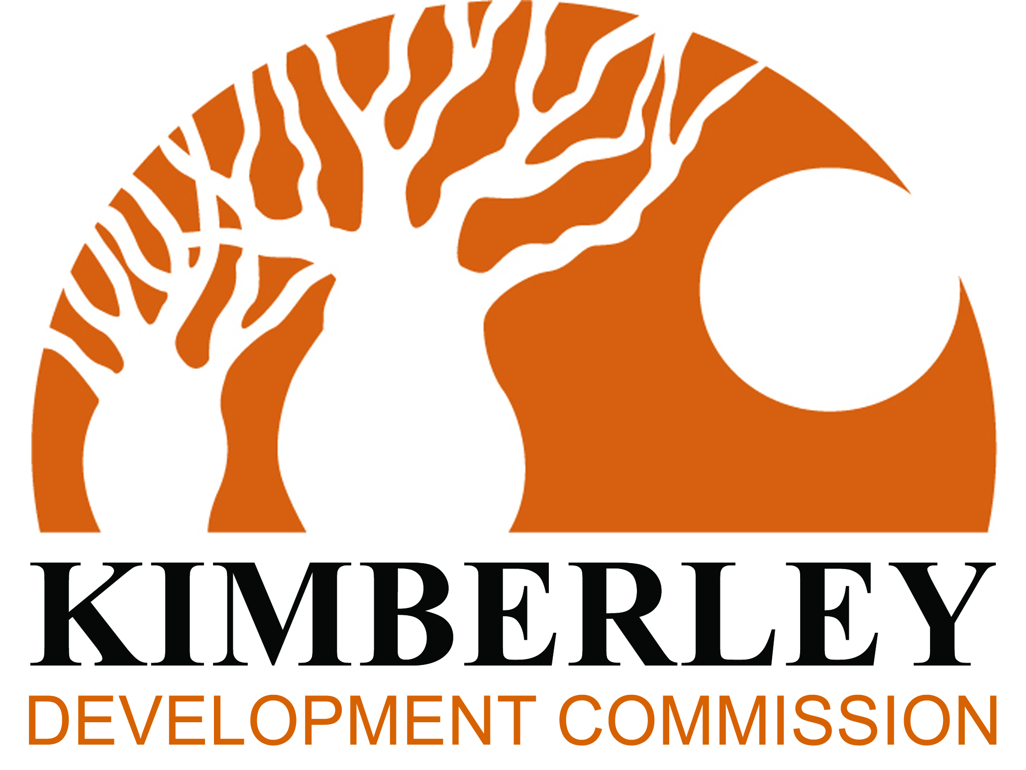 Kimberley Development Commission logo